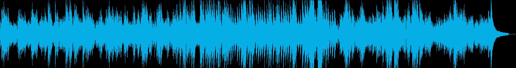 初夏のセンチメンタルなピアノインスト曲の再生済みの波形