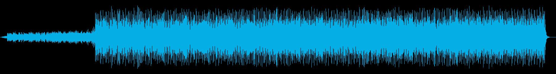 緩やかでメロディアスなピアノサウンドの再生済みの波形