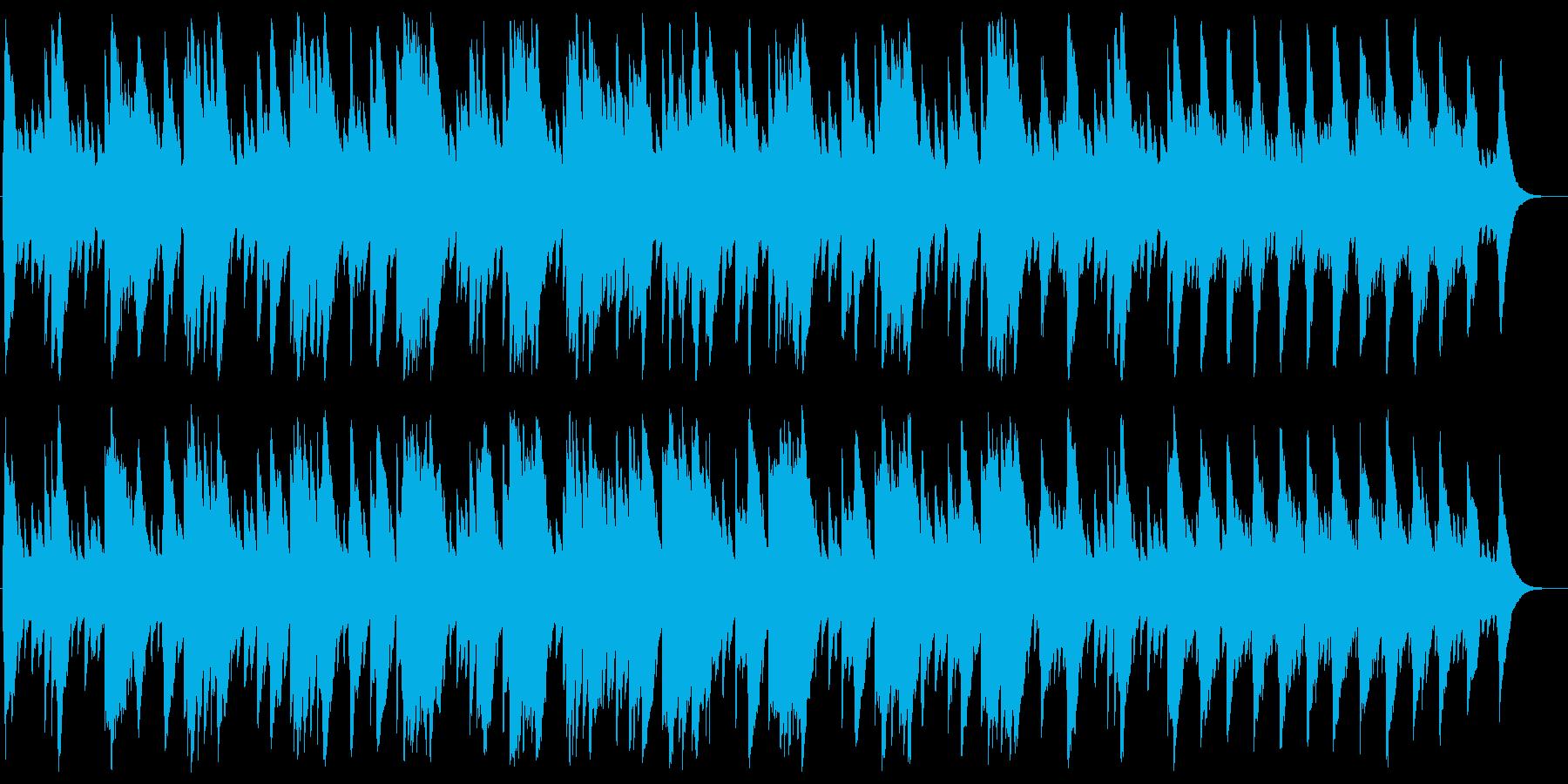 アベマリア(シューベルト)の再生済みの波形