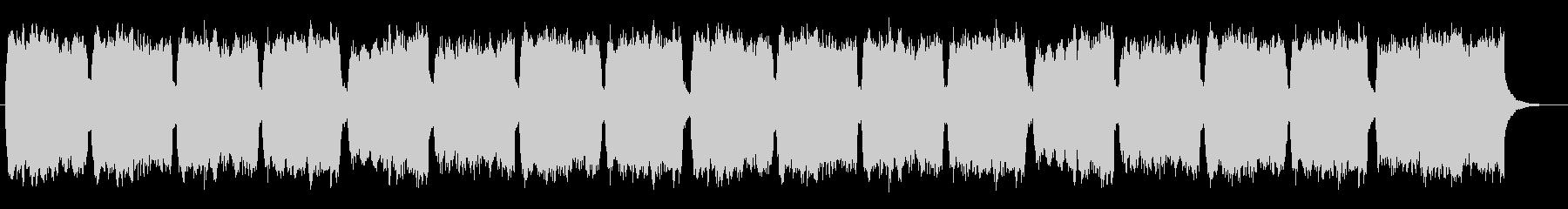 合唱とオルガン、賛美歌430番、結婚式にの未再生の波形