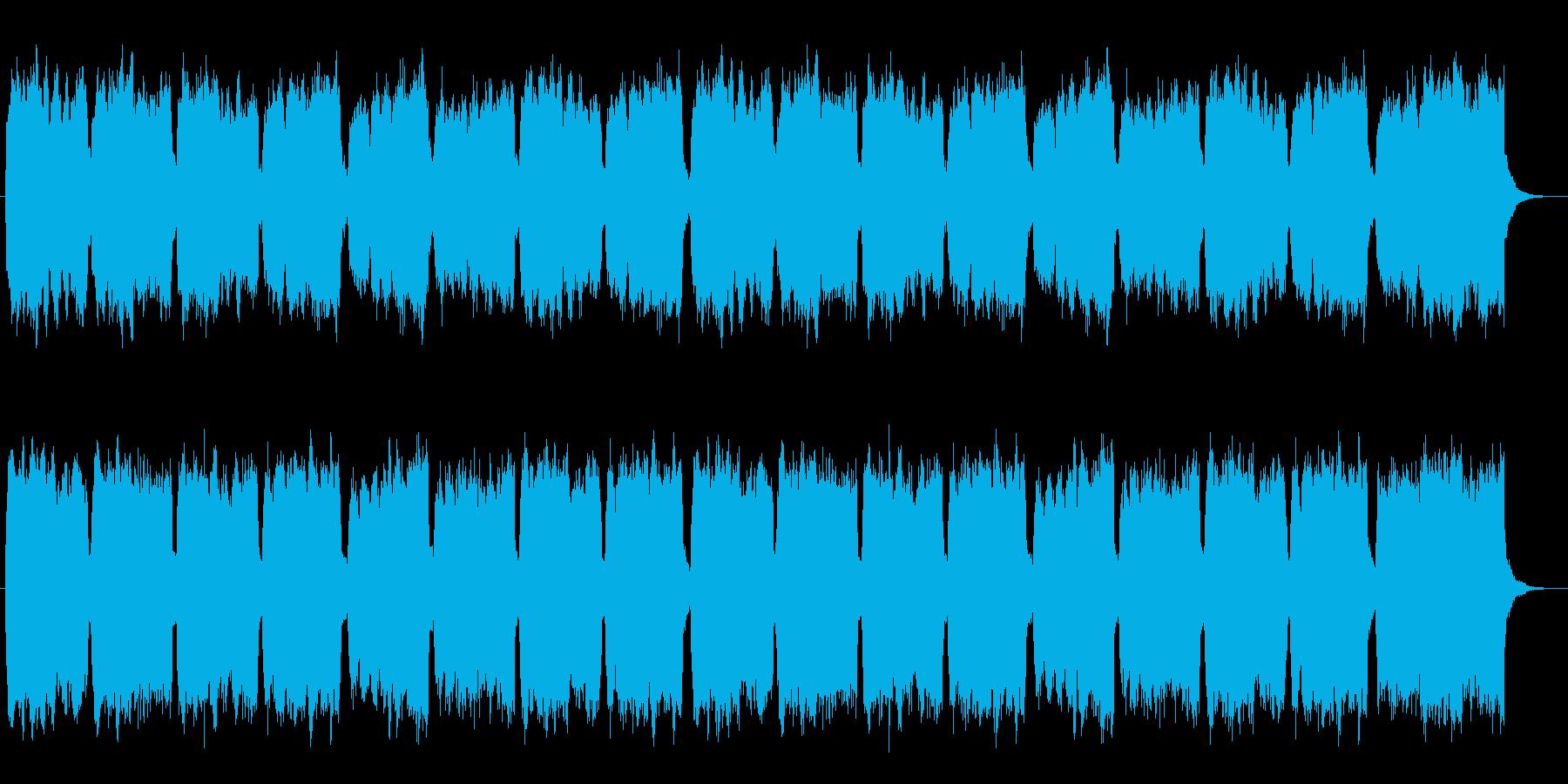 合唱とオルガン、賛美歌430番、結婚式にの再生済みの波形