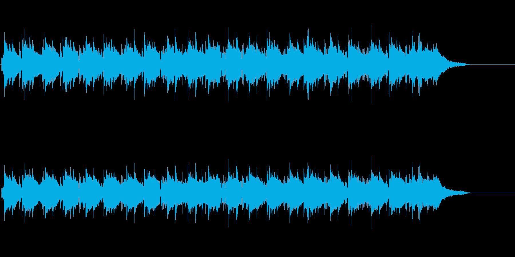 流麗なアコースティック・バラードの再生済みの波形