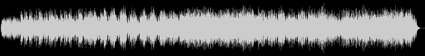 メロディアスでクラシカルなピアノバラードの未再生の波形