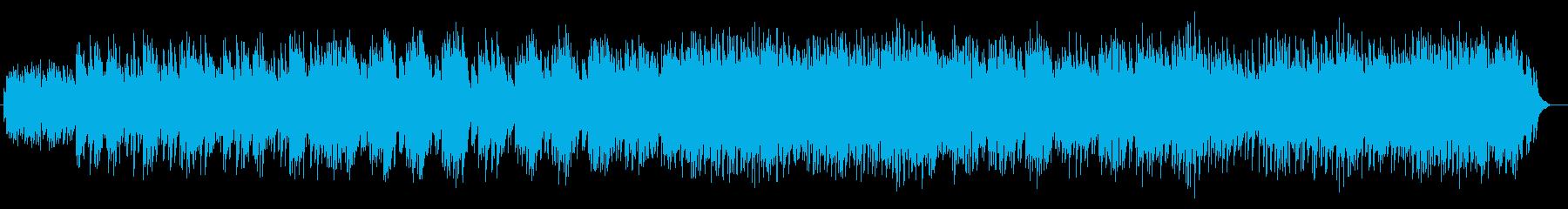 メロディアスでクラシカルなピアノバラードの再生済みの波形