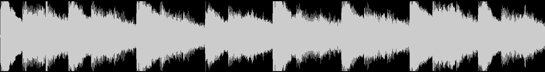 感動表現、CM,ブライダル、ループ4の未再生の波形