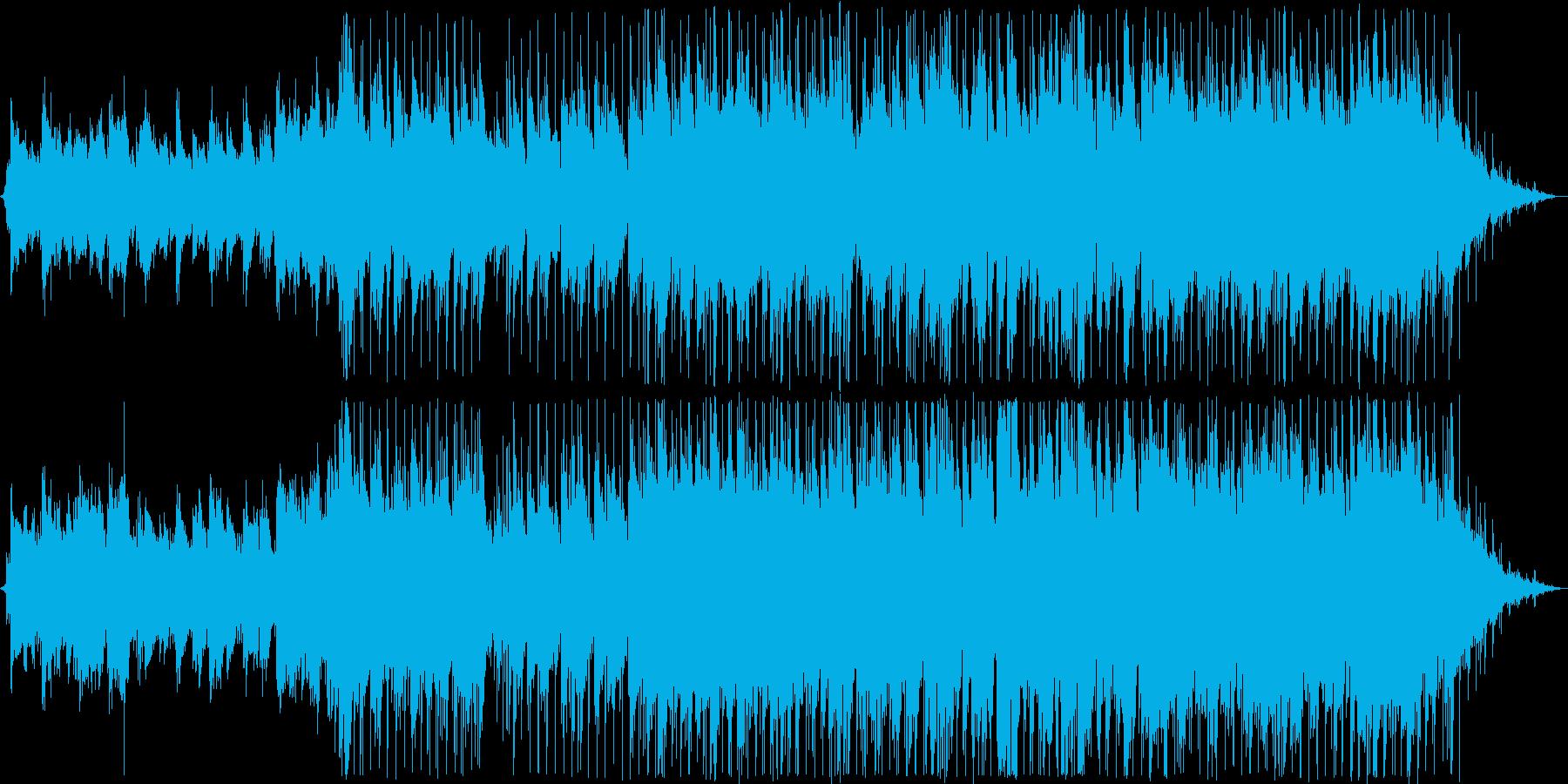 哀愁に満ちたバラード2の再生済みの波形