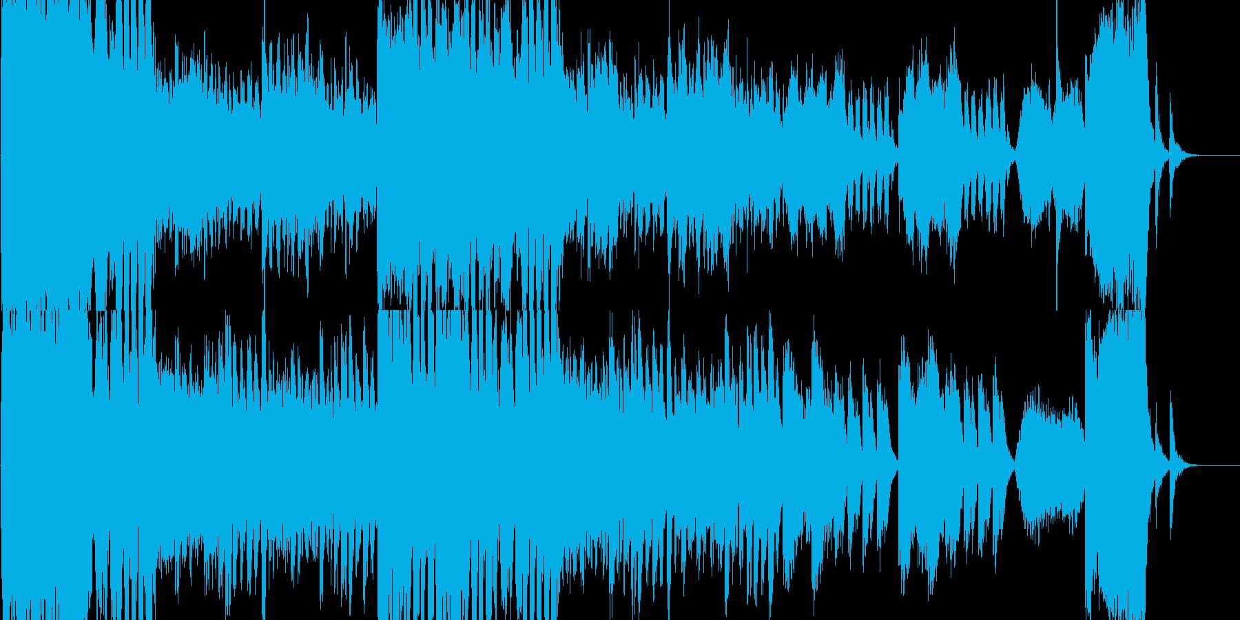 豪華・クラシカル・アップテンポの再生済みの波形