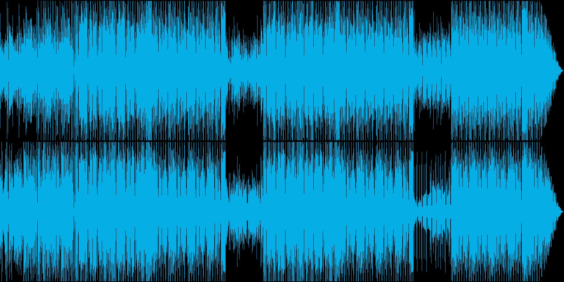 70'~80'年代のディスコ風12の再生済みの波形