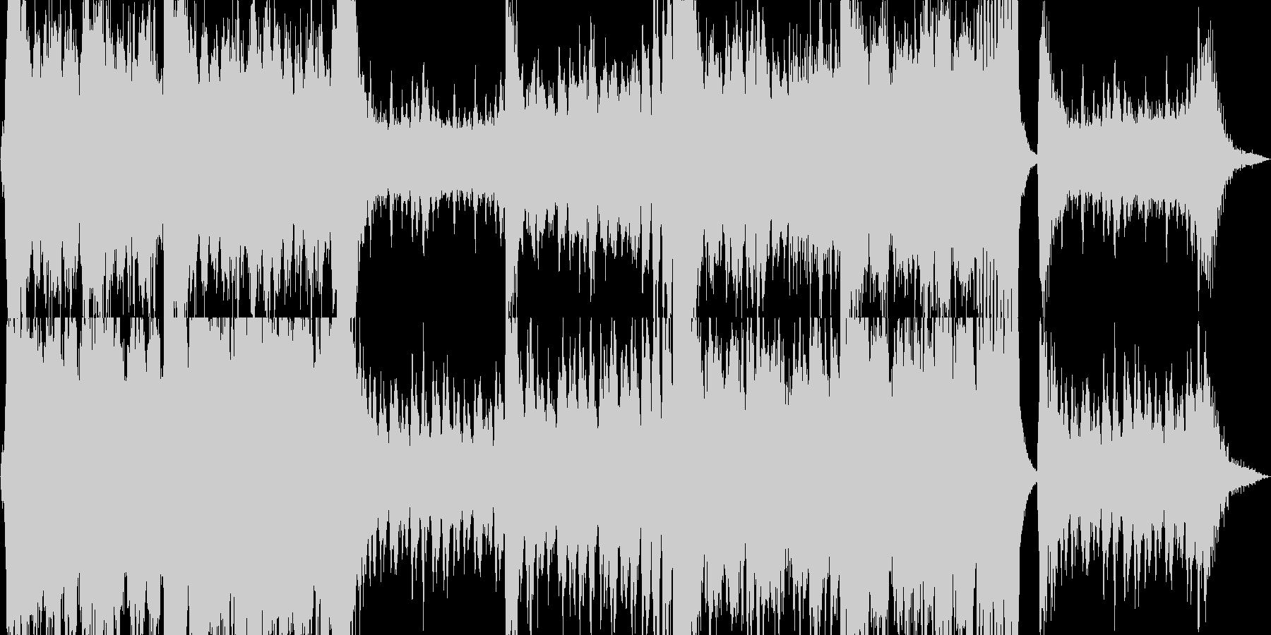 【コーラス無し・ドラム無し】エピ…壮大の未再生の波形