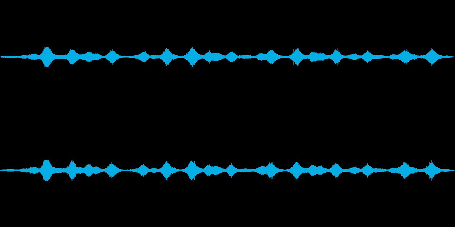 【海辺 合成 環境01-2】の再生済みの波形