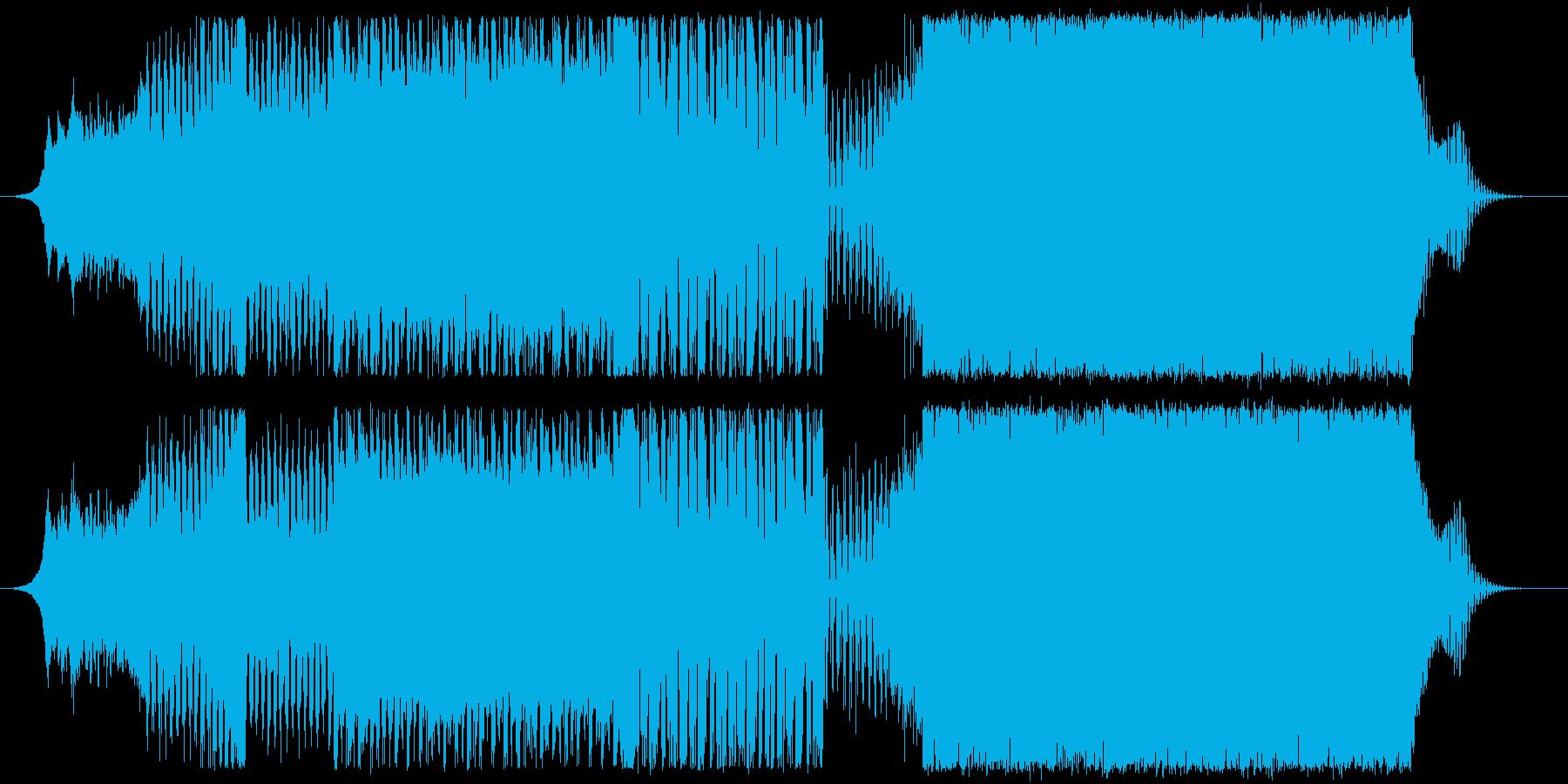 イージーリスニングにでもBGMにでもど…の再生済みの波形