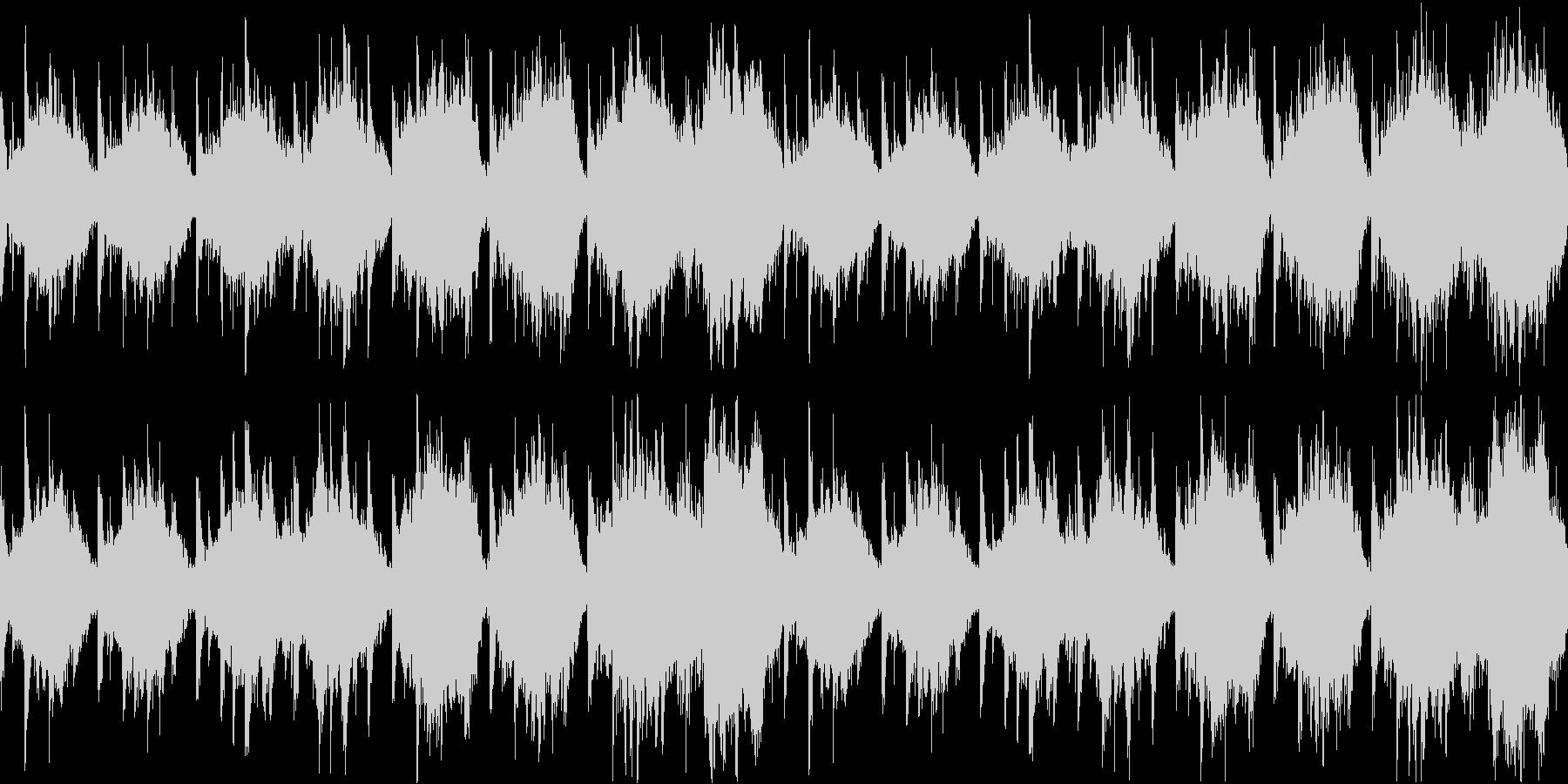 感動系宇宙っぽいエピックサウンドの未再生の波形
