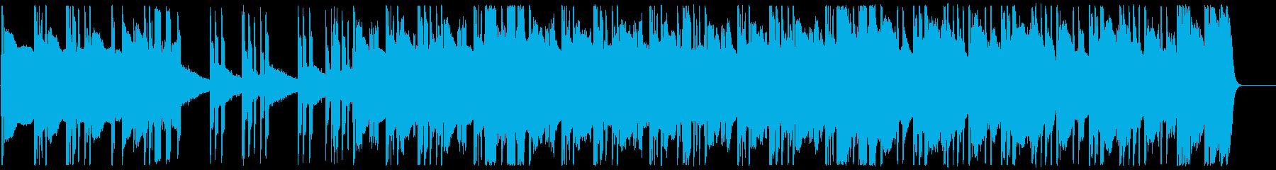 ヒップホップ/超重バス/トラップ#3の再生済みの波形