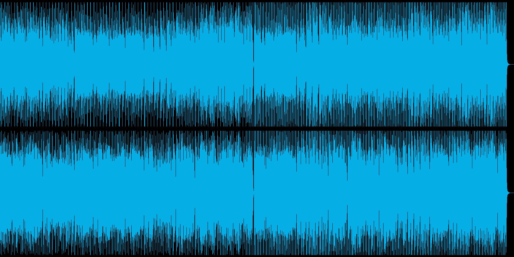 第九ベートーベン歓喜の歌かわいいウクレレの再生済みの波形