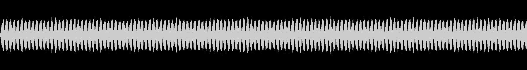 ギュインギュイン パワー全開の未再生の波形
