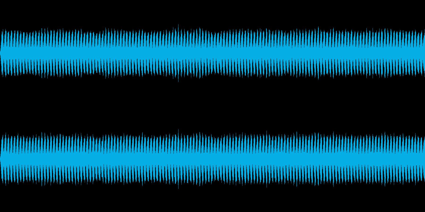 ギュインギュイン パワー全開の再生済みの波形