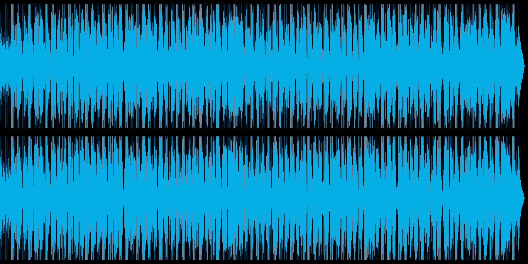 愛を語り合う時間のジャズバラードの再生済みの波形