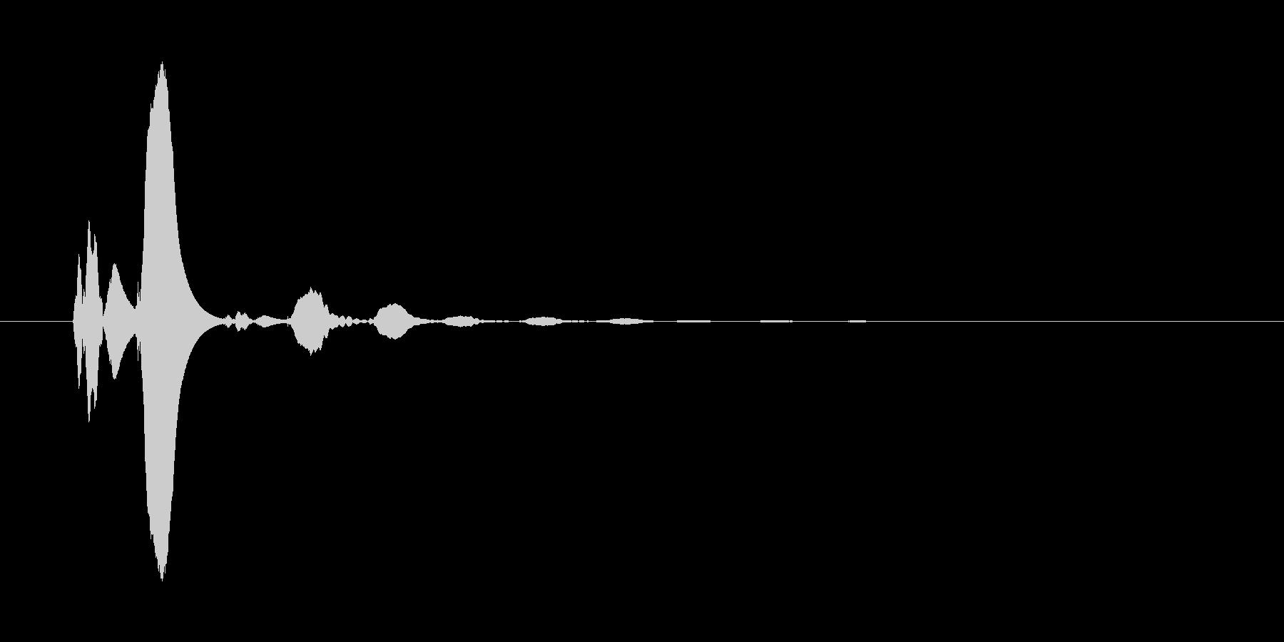 【効果音】メニュー系セットB_キャンセルの未再生の波形