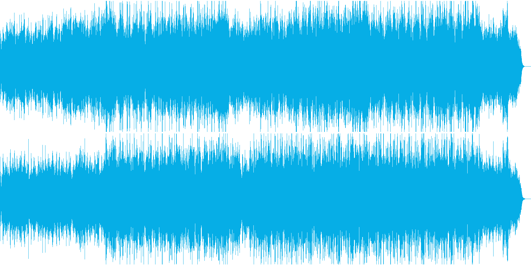 温かく切ない感動ピアノ管弦楽1全楽器フルの再生済みの波形