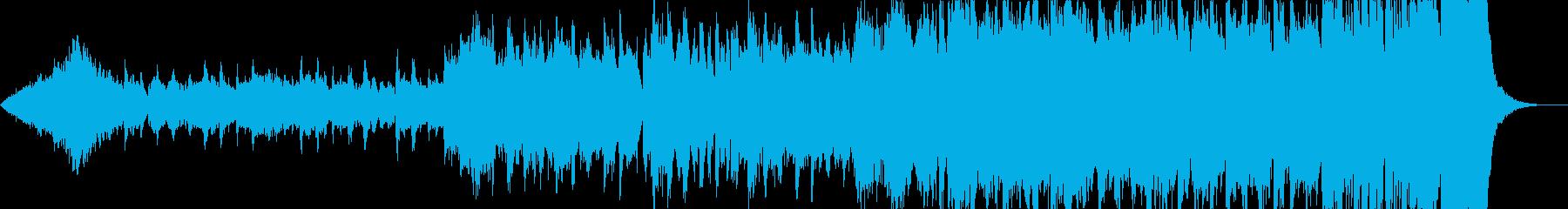 ラベルのボレロを短く簡潔にの再生済みの波形