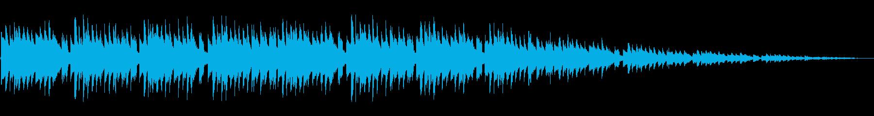 Aギター生演奏-感動的ピアノとともに2の再生済みの波形