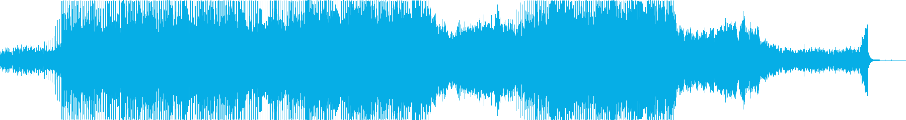 優しく切ない、感動的なストリングスポップの再生済みの波形