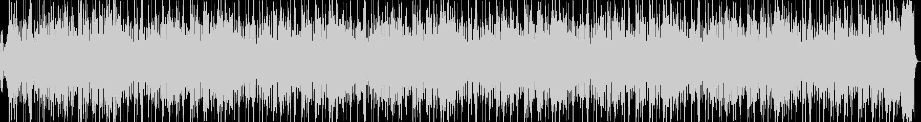 オーケストラ演劇用ナレーションBGMの未再生の波形