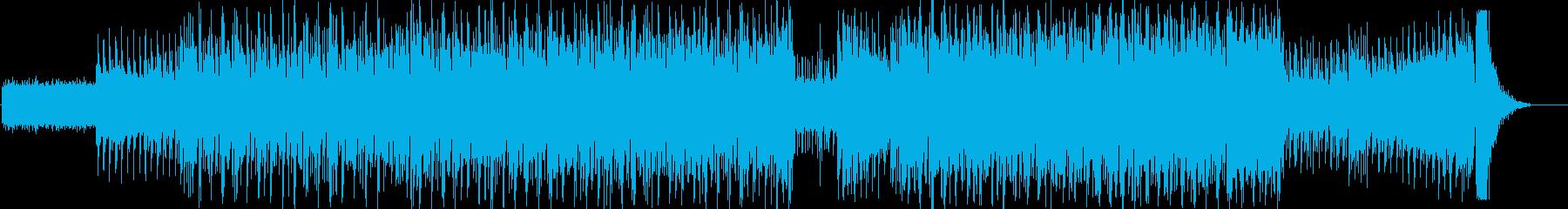 重量感と浮遊感の融合の再生済みの波形