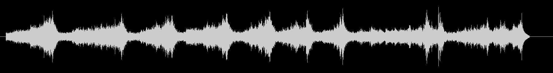 ビリリバチッ(放電・断線・故障の効果音)の未再生の波形