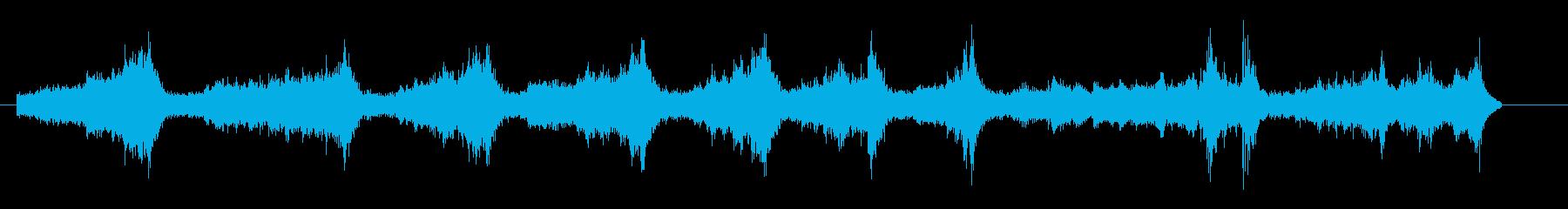 ビリリバチッ(放電・断線・故障の効果音)の再生済みの波形