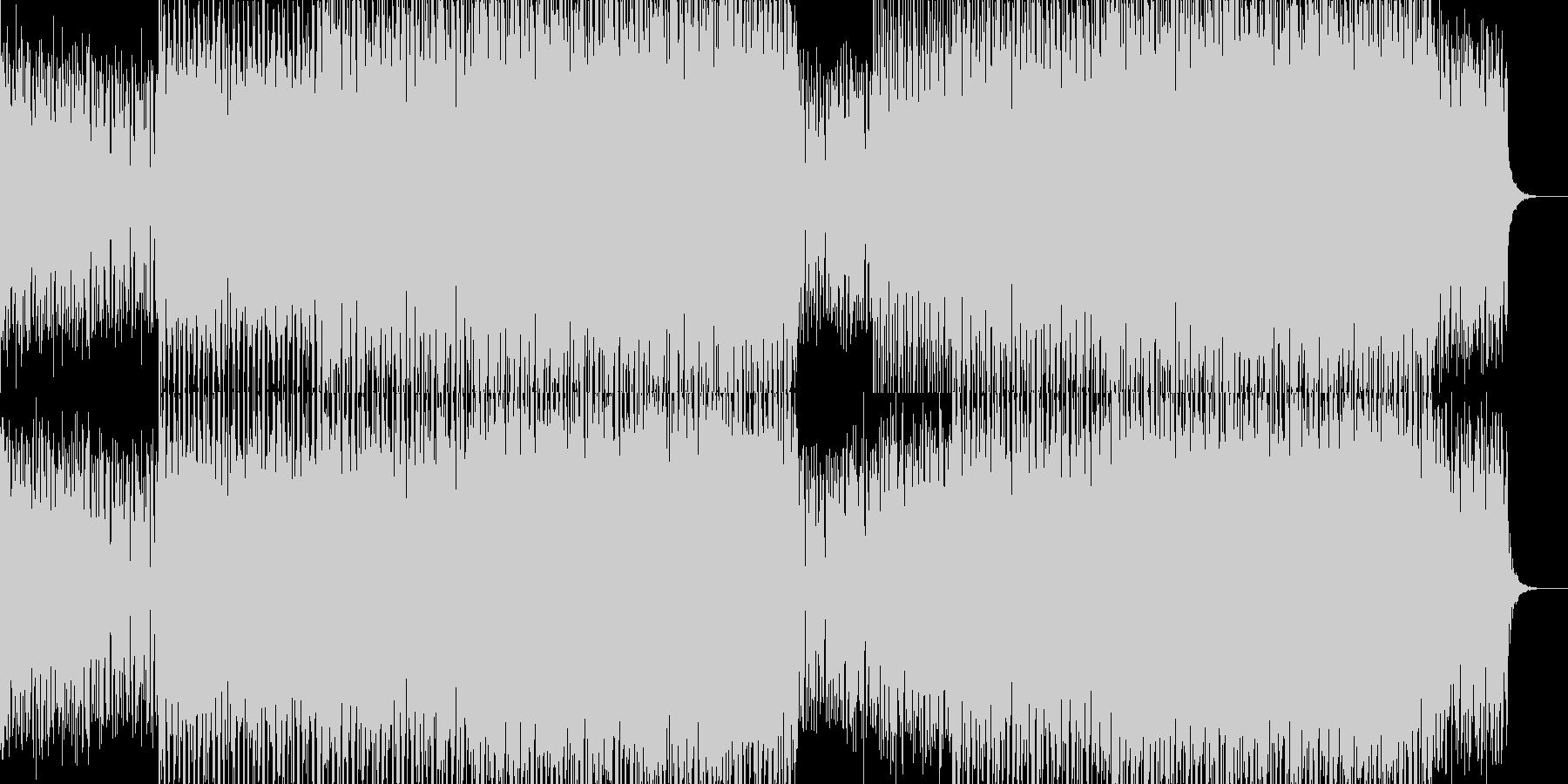 EDMポップで明るいクラブ系-72の未再生の波形