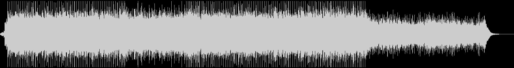 ピアノがきらきら綺麗なBGM3−2の未再生の波形