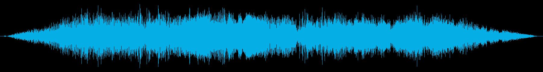 【F1】超ド迫力のF1エンジン効果音7!の再生済みの波形