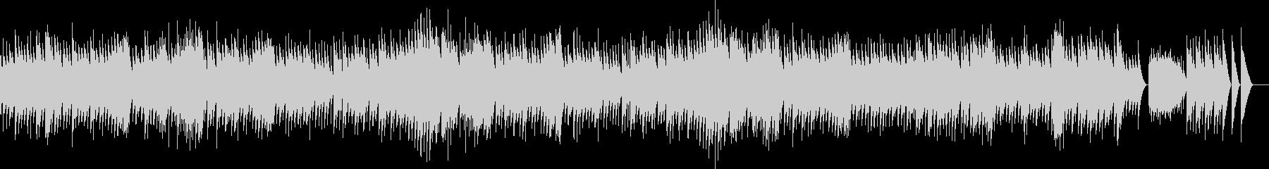 ショパンのノクターン フル尺 オルゴールの未再生の波形