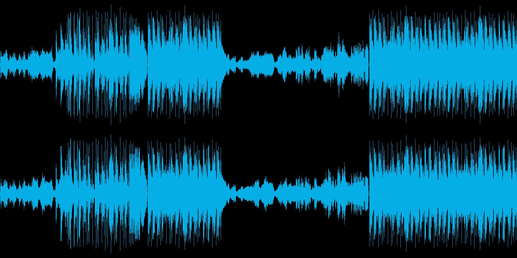 【ゲームクラシカル戦闘曲】の再生済みの波形