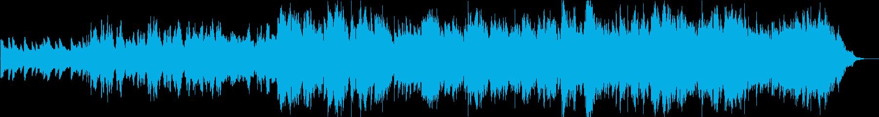 ジュピター(二胡バージョン)の再生済みの波形