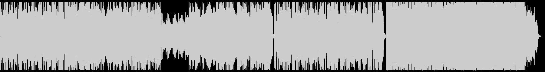 和風音階エレクトロニカ 明るめ軽快の未再生の波形