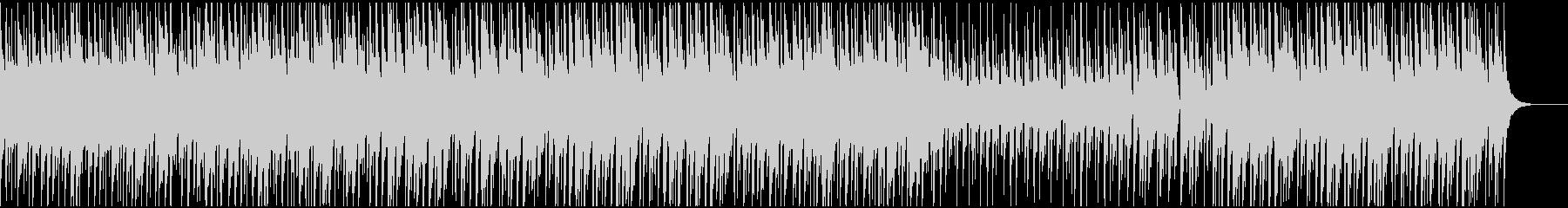 映像BGM かわいいけどしっかりサウンドの未再生の波形