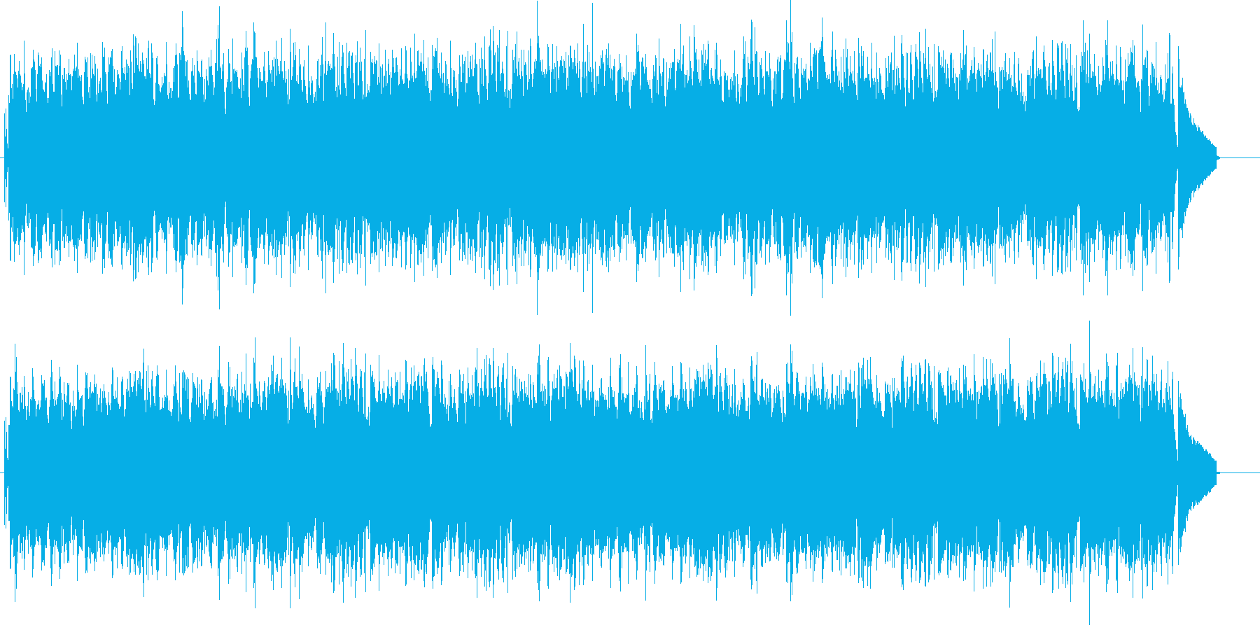 スウィンギーで絢爛たるバンド・ジャズの再生済みの波形
