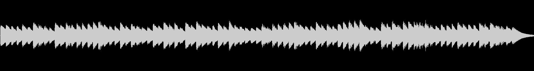 カヴァレリア・ルスティカーナのオルゴールの未再生の波形