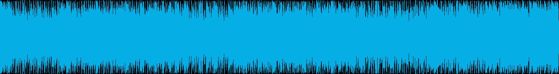 初代ぷよぷよのようなパズルゲーム ループの再生済みの波形