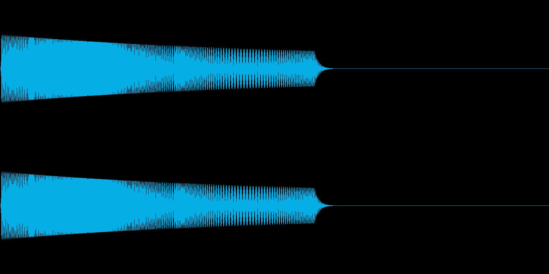 キュチュポ:パズルゲームやタッチや動作にの再生済みの波形
