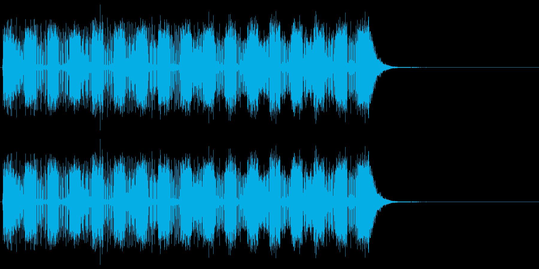 ドクドクドクドクドクとエネルギーが充填…の再生済みの波形