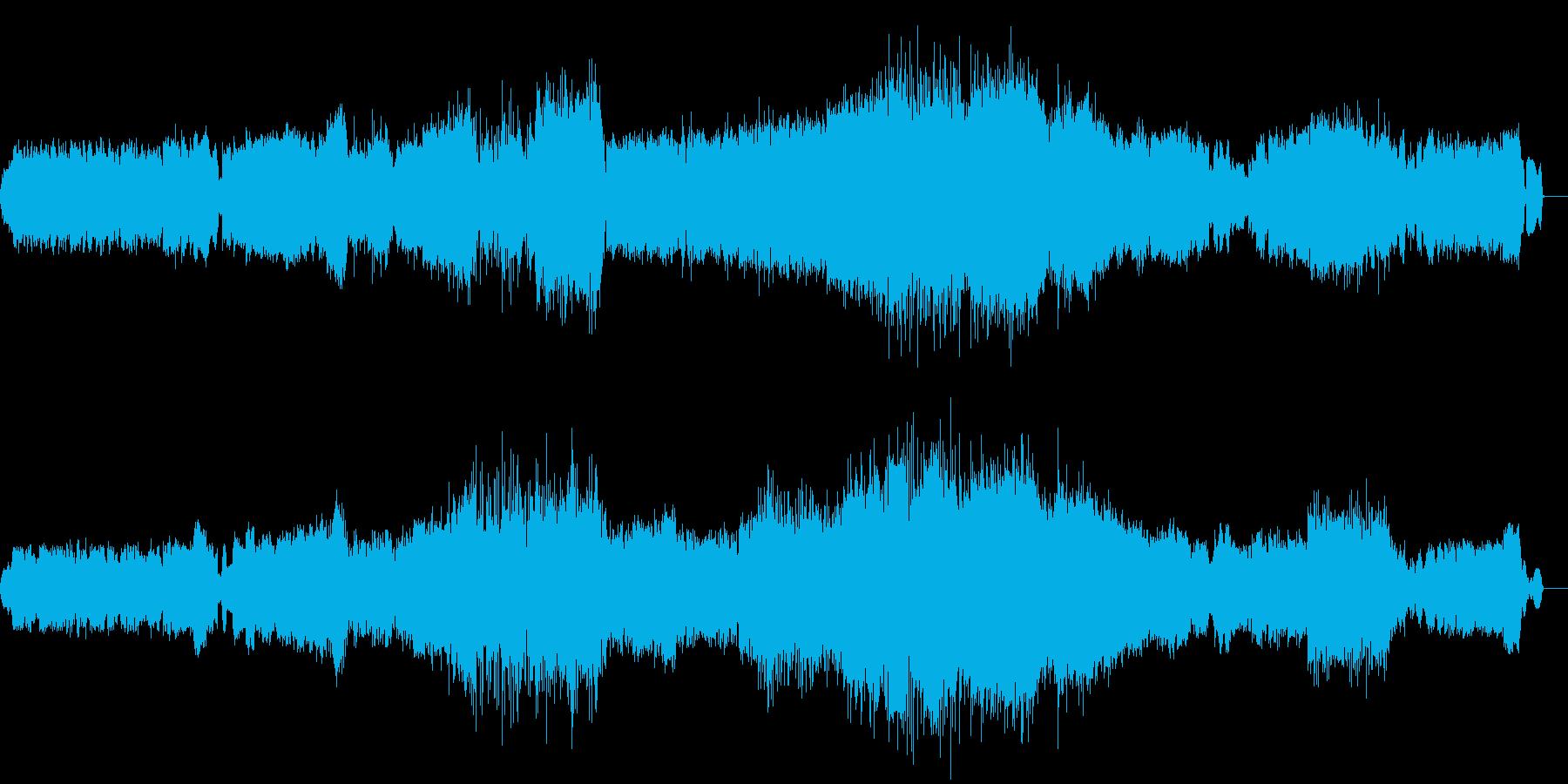 サマーセットラプソディの再生済みの波形