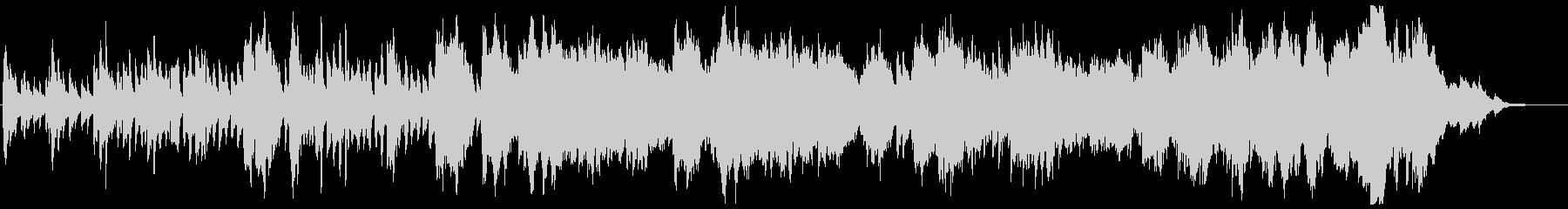 ファンタジーRPG系オーケストラBGMの未再生の波形
