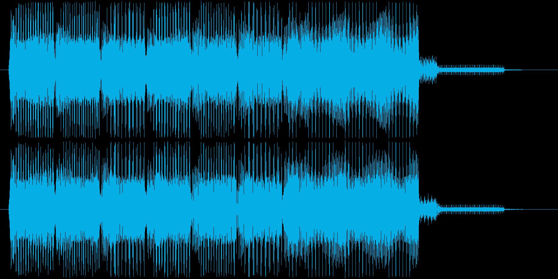 タララ効果音 通過 クリア 達成 完了の再生済みの波形