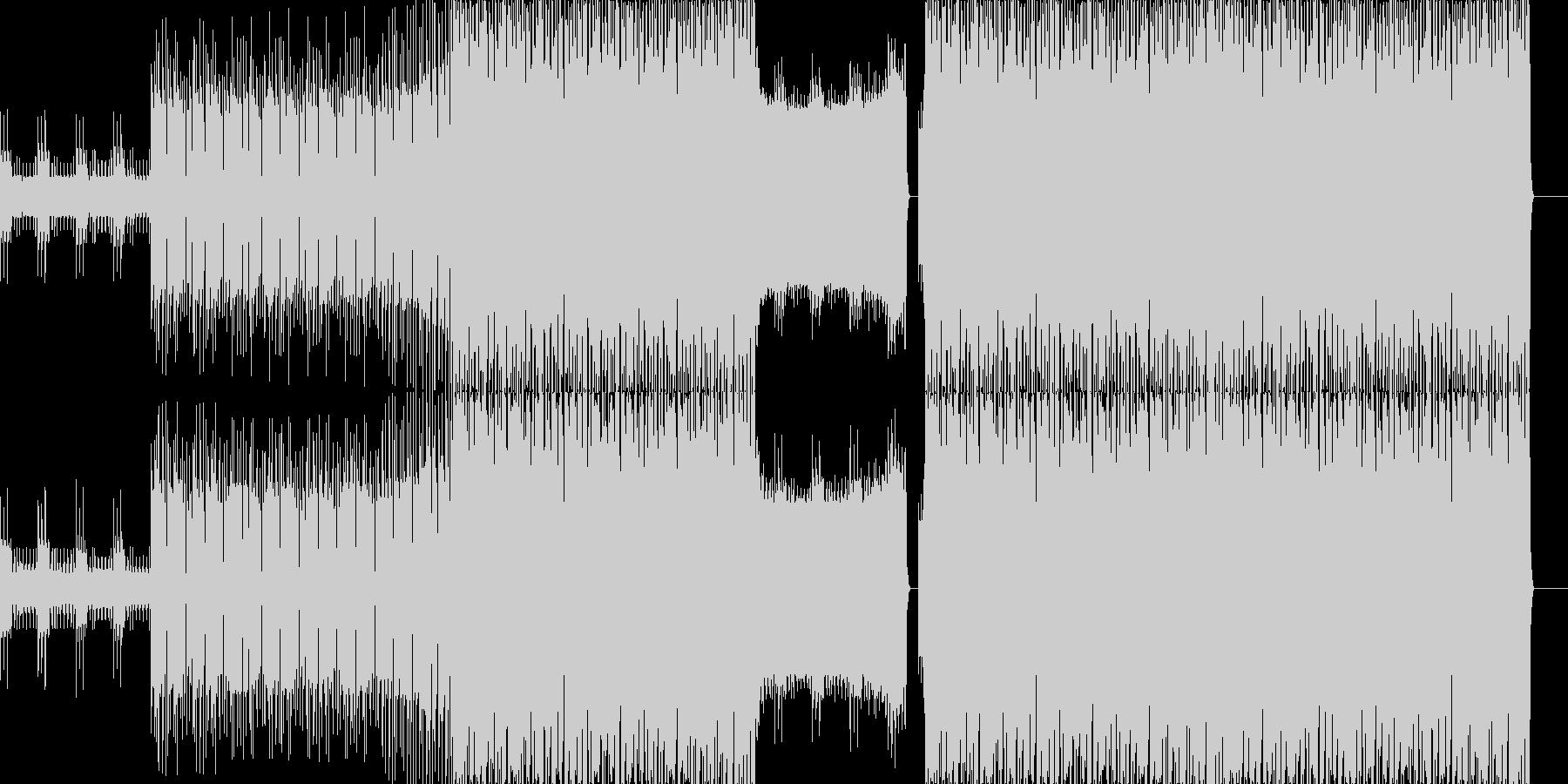 シンセの音が印象的なテクノです。軽快な…の未再生の波形