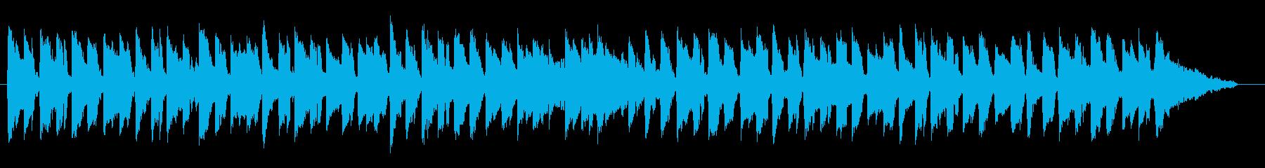 2<Aギター生演奏>優しく語りかけるようの再生済みの波形