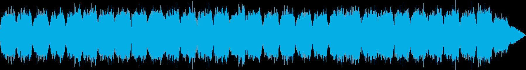 幻想的な映像をイメージして作ったコーラ…の再生済みの波形