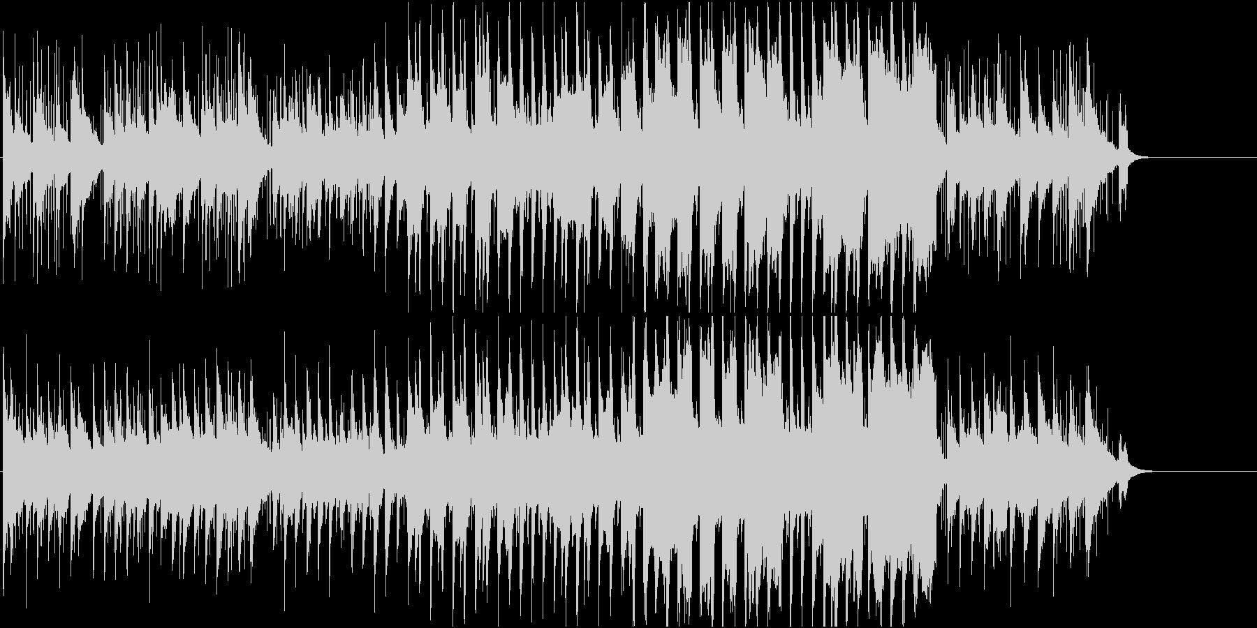 かわいい メルヘン ほのぼの 子供の未再生の波形